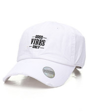 Dad Hats - Vintage Good Vibes Only Dad Hat-2317533