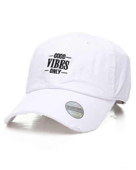 Buyers Picks - Vintage Good Vibes Only Dad Hat