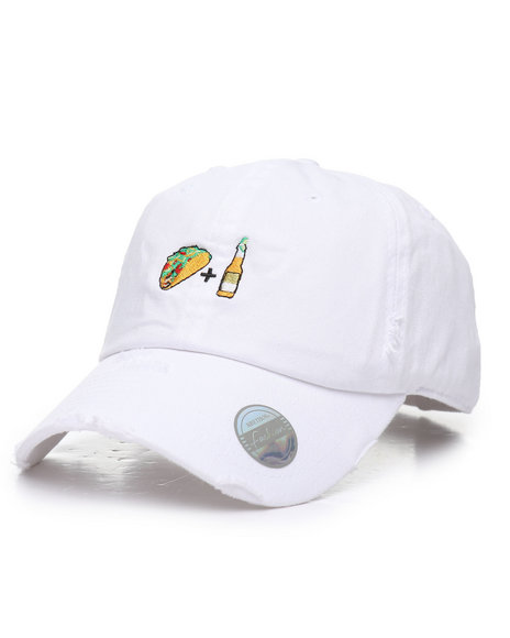 Buyers Picks - Vintage Taco + Beer Dad Hat