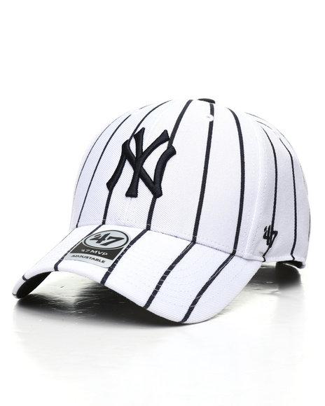 '47 - NY Yankees Bird Cage MVP Hat