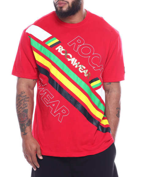 Rocawear - S/S Kingston Top (B&T)