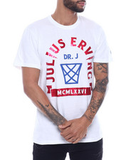 Shirts - JULIUS ERVING MCMLLXXVI FOIL TEE-2323078