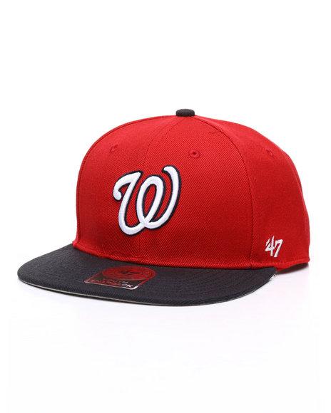 '47 - Washington Nationals 2-Tone Snapback Hat