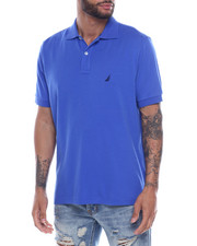 Nautica - SOLID INTERLOCK POLO-2322681