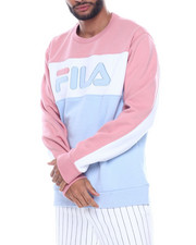 Fila - LESNER FLEECE CREW-2316554