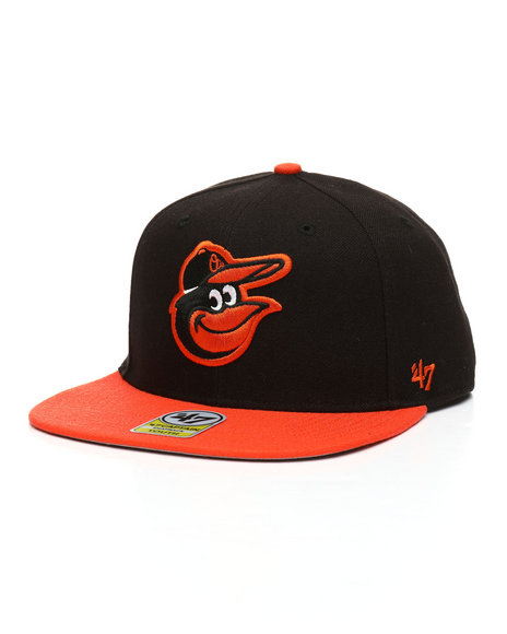 '47 - Baltimore Orioles 2-Tone Captain Hat