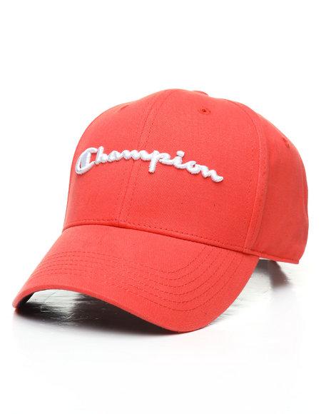 Champion - Classic Twill Logo Dad Hat