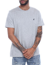 Athleisure for Men - SOLID CREW NECK TEE-2322705