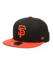 Hats - Giants LIL Shot 2-Tone 47 Captain Hat-2319899