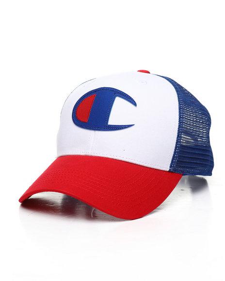 Champion - Twill Mesh Dad Cap
