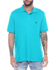 Nautica - SOLID INTERLOCK POLO-2322687