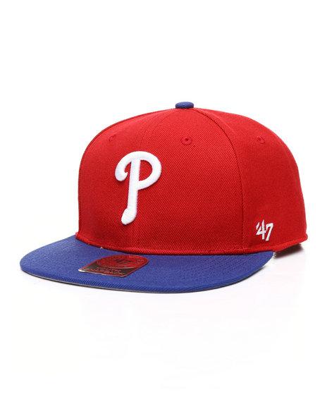 '47 - Phillies LIL Shot 2-Tone 47 Captain Hat