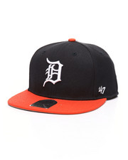 Hats - Detroit Tigers 2-Tone 47 Captain Hat-2320048
