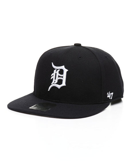 '47 - Detroit Tigers NO Shot 47 Captain Hat