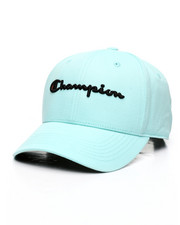 Champion - Classic Twill Logo Dad Hat-2319890