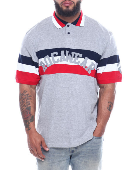 Rocawear - Stage Time Polo (B&T)