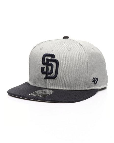 '47 - Padres LIL Shot 2-Tone 47 Captain Hat