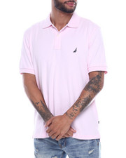 Nautica - SOLID INTERLOCK POLO-2322699