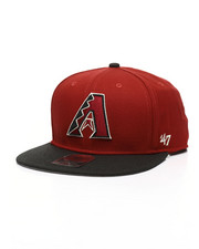 '47 - Diamondbacks LIL Shot 2-tone 47 Captain Hat-2319893