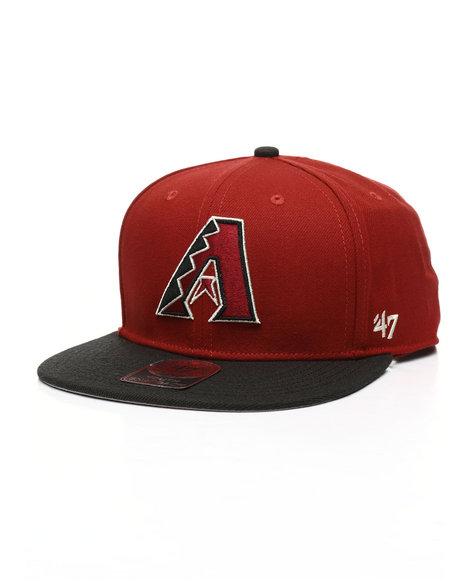 '47 - Diamondbacks LIL Shot 2-tone 47 Captain Hat