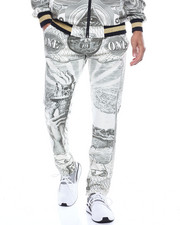 Sweatpants - CURRENCY TRACK PANT-2323165