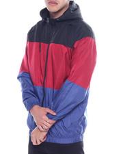 Men - Colorblock Zip up Windbreaker-2323437