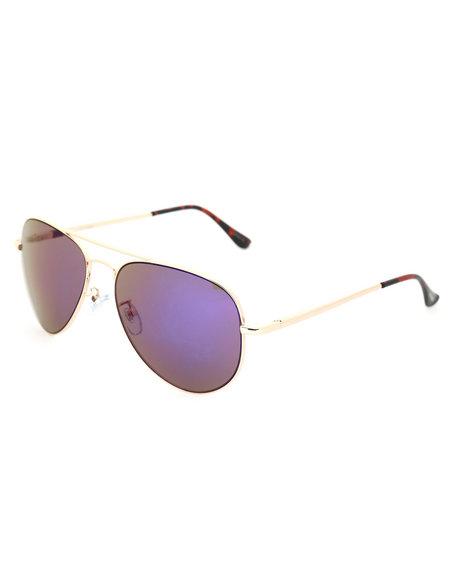 Steve Madden - Metal Aviator Sunglasses