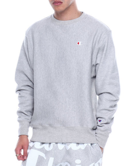 Champion - Reverse Weave C logo Crew Sweatshirt