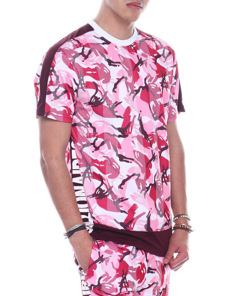 SWITCH - Camo Printed Tee