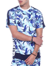 SWITCH - Camo Printed Tee-2323420