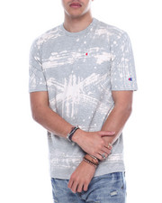 Champion - CUSTOM BLEACH SPLATTER TEE-2323525
