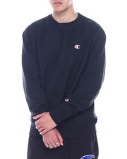 Athleisure for Men - Reverse Weave C logo Crew Sweatshirt-2323282