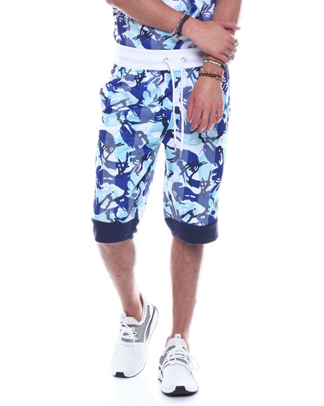 SWITCH - Camo Printed Short
