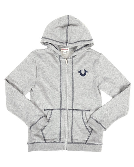 True Religion - French Terry Hoodie (8-20)