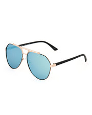 DRJ Sunglasses Shoppe - Aviator Top Bar Sunglasses-2323970