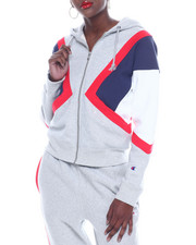 Women - Rw Colorblock Zip Hood-2322312