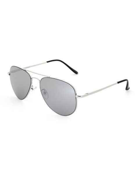 Steve Madden - Metal Aviator Sunglasses