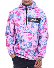 offbeat - FLORAL ALLOVER PRINT ANORAK-2324441