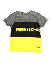 Boys - Color Blocked Performance Tee (2T-4T)-2322345