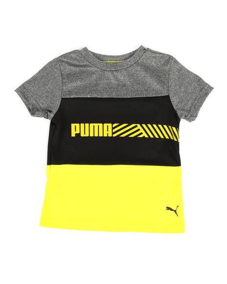 Puma - Color Blocked Performance Tee (2T-4T)