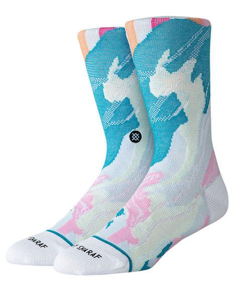 Stance Socks - Spilled Color Socks