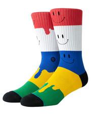 DRJ SOCK SHOP - Face Melter Socks-2324259