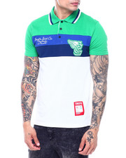 Transfer Sportif - Colorblock Polo-2324699