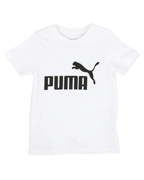 Puma - No.1 Logo Tee (4-7)