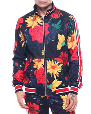 Outerwear - FLORAL PANTHER TRACK JACKET-2324685