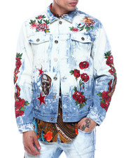 Denim Jackets - VINTAGE REVIVAL DENIM JACKET-2324704