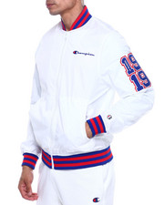 Outerwear - MULTI C PATCH BASEBALL JACKET-2324587