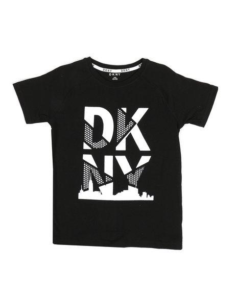 DKNY Jeans - DKNY Stack Logo Art Tee (8-20)