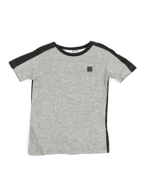DKNY Jeans - Color Block Grindle Tee (4-7)