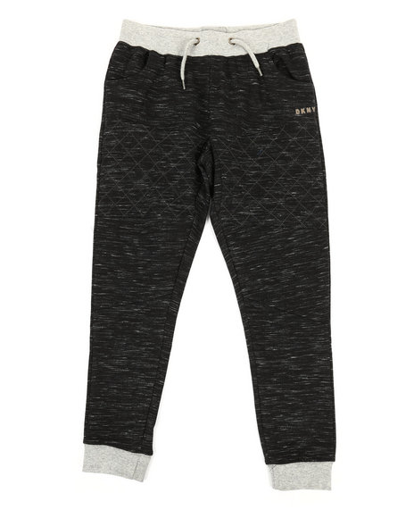 DKNY Jeans - Fleece Moto Pull On Joggers (8-20)